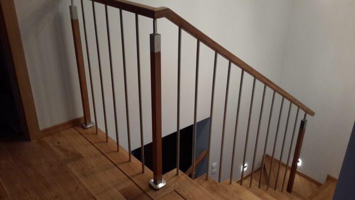 usługi stolarskie balustrady